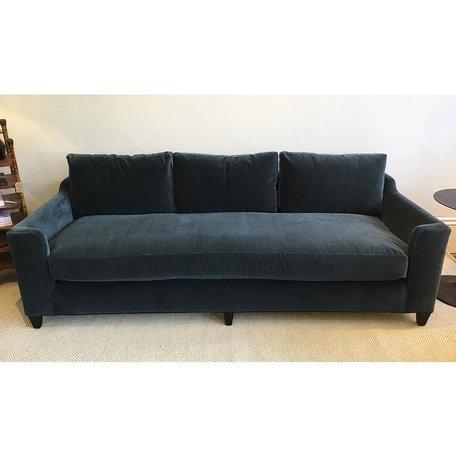"Gunner 84"" Sofa in Cusco Indigo by Cisco Brothers"