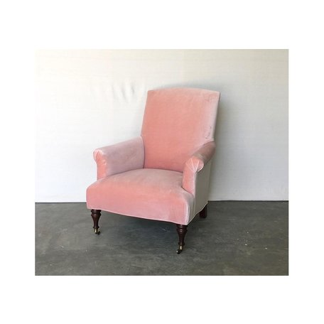 Rebecca Chair in Vivid Blush by MGBW