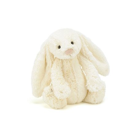 Bashful Bunny in Cream