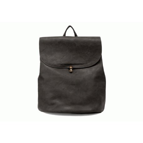 Colette Vegan Backpack in Black