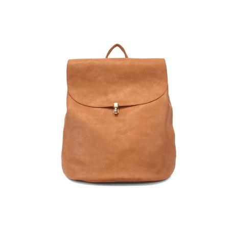 Colette Vegan Backpack in Bourbon
