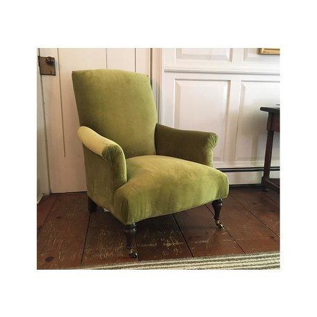 Rebecca Chair in Vivid Lime by MGBW