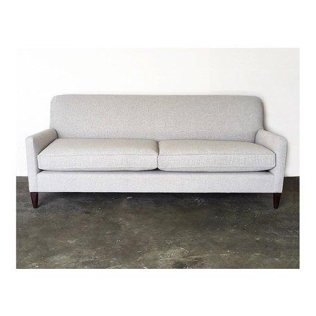 "Sloane 74"" Sofa in Fulmer Taupe by MGBW"