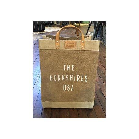 Handmade Berkshires Market Tote Bag