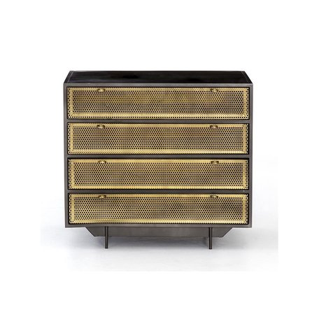 Hayden Four Drawer Dresser