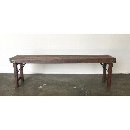 Wedding Table Bench