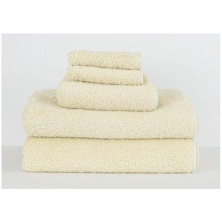 Super Pile Egyptian Cotton Wash Towel in Ecru
