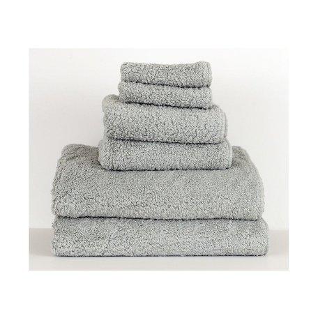 Super Pile Egyptian Cotton Bath Towel Color in Silver
