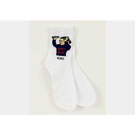 RBG Super Diva Ankle Sock
