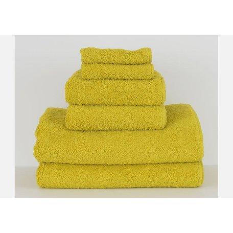 Super Pile Egyptian Cotton Bath Towel Color in Chartreuse
