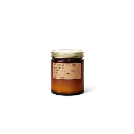 Hand-Crafted Golden Coast Soy Candle, 7.2 oz