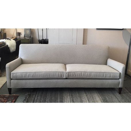 "Sloane 84"" Sofa in Ridley Pewter by MGBW"