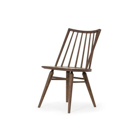 Lewis Oak Windsor DIning Chair in Heritage Oak