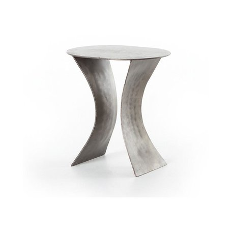 Falco Iron Etch End Table