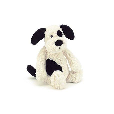 Bashful Black & Cream Puppy