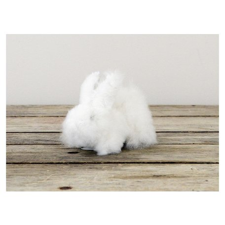 Small Alpaca Stuffed Rabbit