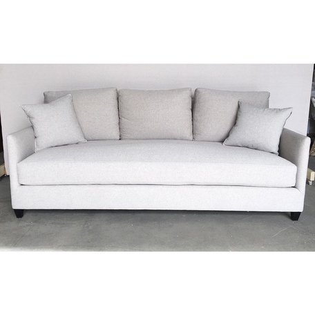 """Elm 84"""" Sofa w/ Bench Seat in Naoki Latte by Cisco Brothers"""