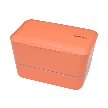 Bento Box in Coral