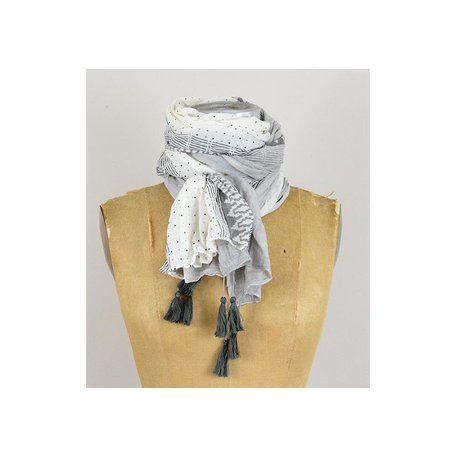 Galaway Cotton Scarf