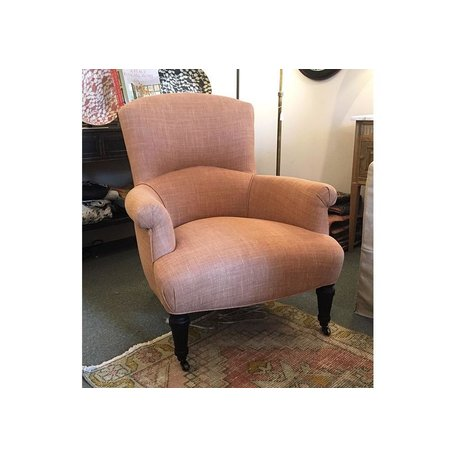 Miranda Chair 1235-01 in Sahara Apricot by Lee Industries