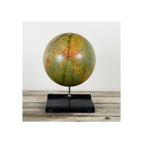 Vintage Czech Republic School Globe