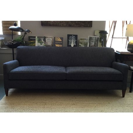 "Sloane 84"" Sofa in Cason Charcoal by MGBW"