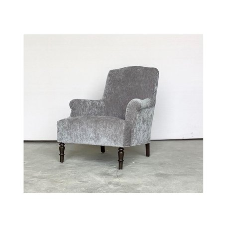 Lily Chair in Lacey Silver by Cisco Brothers