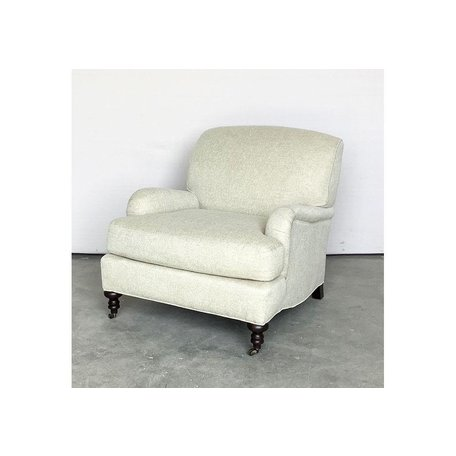 Lori Tailored Chair 3278-01 in Amalfi Cream by Lee Industries