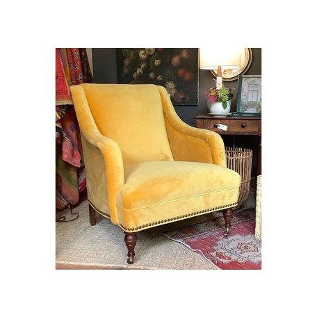 Odette Chair in Vivid Saffron by MGBW