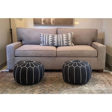 "Alex 71"" 2/2 Luxe Sleeper Sofa in Fulmer Earth"