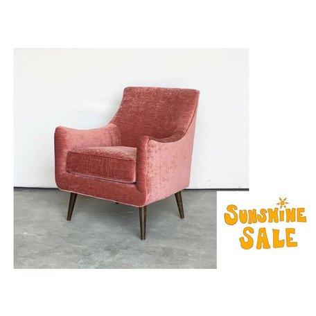 Natalie Chair in Cimarron w/ Chocolate Finish