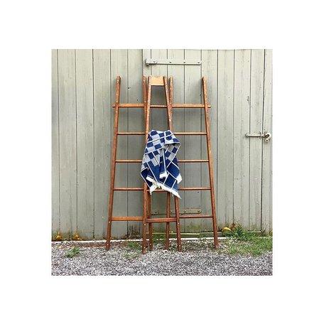 Vintage Hudson Valley Apple Picking Ladder