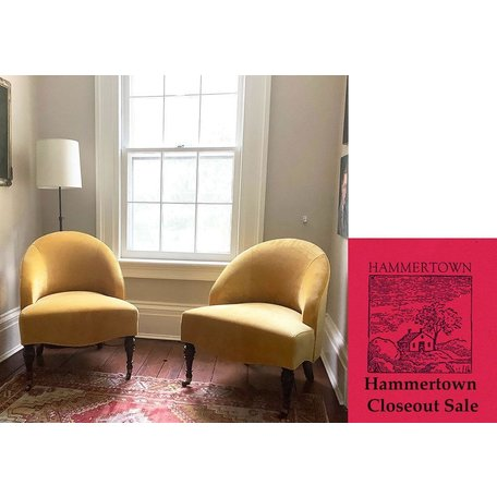 Mae Chair in Vivid Saffron by MGBW