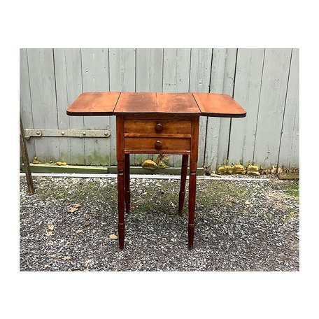 Vintage American Drop Leaf Table