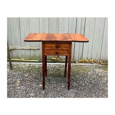 Vintage American Drop Leaf Table
