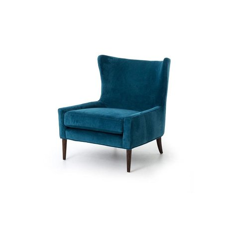 Marla Wing Chair in Bella Bayoux