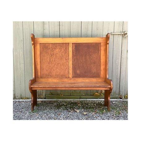 Vintage 1930 Deacon's Bench