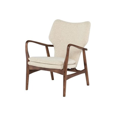 Nora Chair in Shell