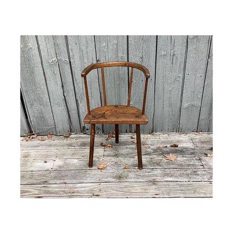 Vintage Welsh Windsor Stick Chair ca. 1895