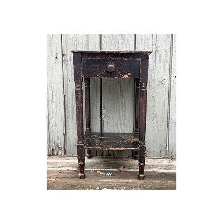 Vintage Black Stand