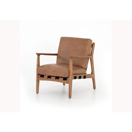 Franklin Chair in Patina Copper