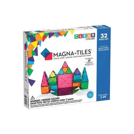 Magnatiles 3-D 32 Piece Set