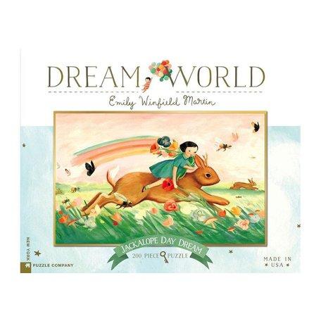 Jackalope Day Dream 200 Piece Puzzle