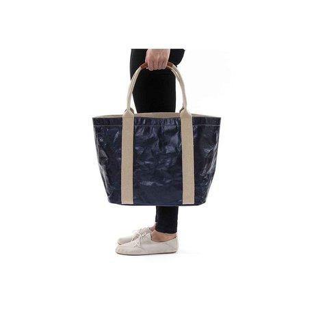 Giulia Small Metallic Bag in Petrolio