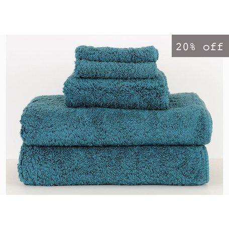 Super Pile Egyptian Cotton Bath Towel Color in Duck