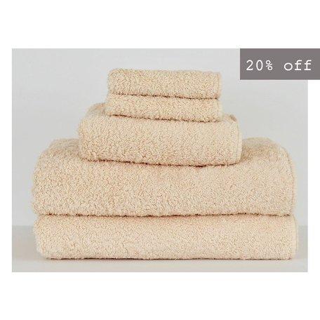 Super Pile Egyptian Cotton Bath Towel in Nude