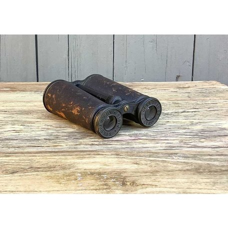 Vintage Army Binoculars, Made in Paris