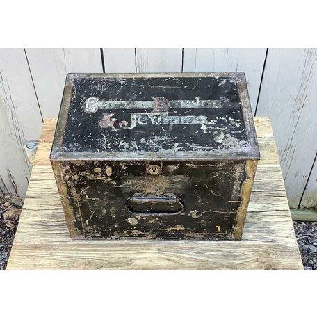 Vintage Collin, Boudon, and Jenkins Tin Box