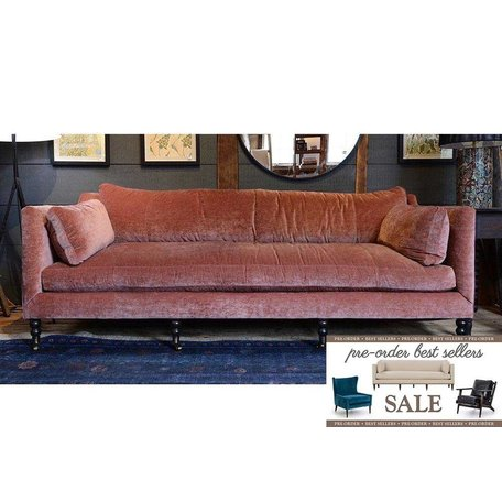 "Monique 90"" Sofa in Cimarron w/Down Blend Cushions Pre-Order Sale"