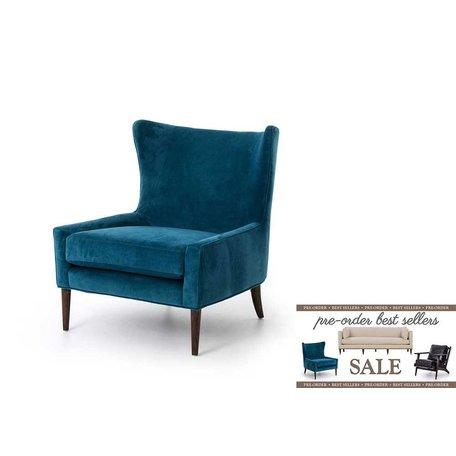 Marla Wing Chair in Bella Bayoux Pre-Order Sale
